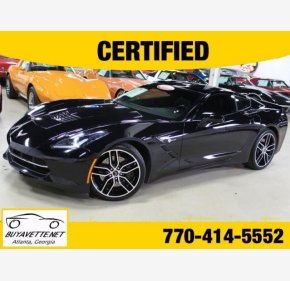 2015 Chevrolet Corvette Coupe for sale 101214341