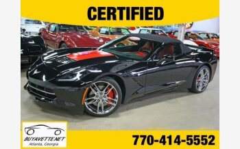 2015 Chevrolet Corvette Convertible for sale 101219839
