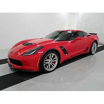 2015 Chevrolet Corvette Z06 Coupe for sale 101238302