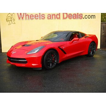 2015 Chevrolet Corvette Coupe for sale 101250326