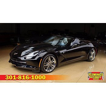 2015 Chevrolet Corvette for sale 101334487