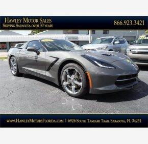 2015 Chevrolet Corvette for sale 101352752