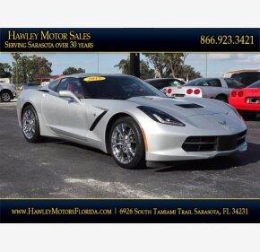 2015 Chevrolet Corvette for sale 101407583