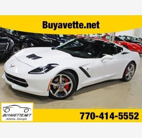 2015 Chevrolet Corvette for sale 101416568