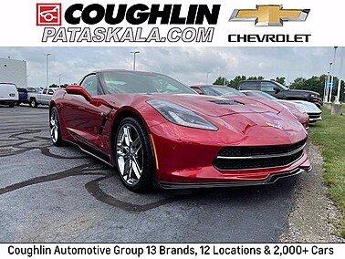 2015 Chevrolet Corvette for sale 101513569