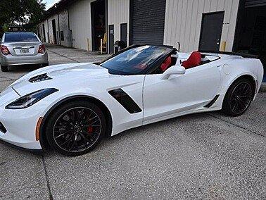 2015 Chevrolet Corvette for sale 101563193