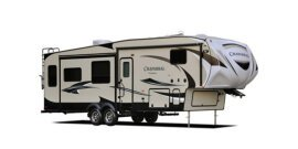 2015 Coachmen Chaparral 328RES specifications