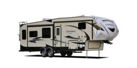 2015 Coachmen Chaparral 329MKS specifications