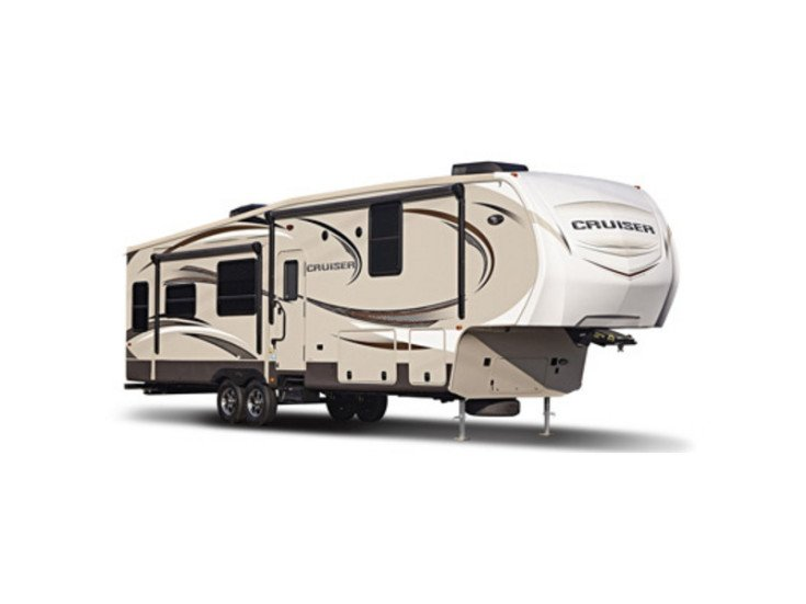 2015 CrossRoads Cruiser CF326RE specifications