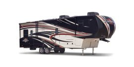 2015 CrossRoads Elevation TF-38BY Brickyard specifications
