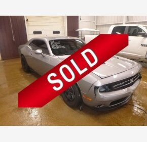 2015 Dodge Challenger SXT for sale 101002095