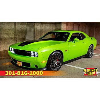 2015 Dodge Challenger SRT for sale 101110069