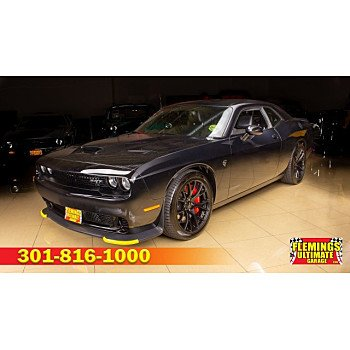 2015 Dodge Challenger SRT Hellcat for sale 101160516