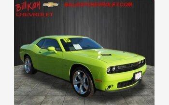 2015 Dodge Challenger R/T for sale 101240746