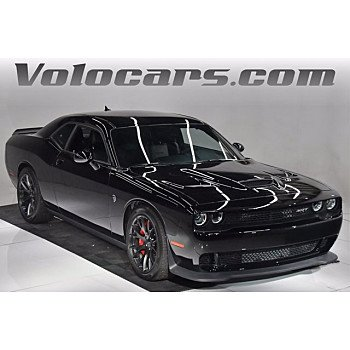 2015 Dodge Challenger SRT Hellcat for sale 101549608