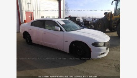 2015 Dodge Charger R/T for sale 101124800