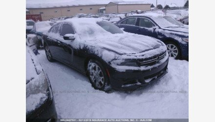 2015 Dodge Charger SE AWD for sale 101127850