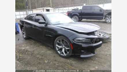 2015 Dodge Charger R/T for sale 101128407