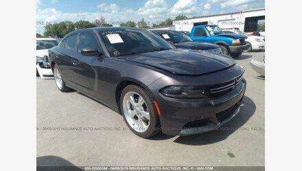 2015 Dodge Charger SE for sale 101191581