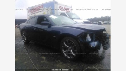 2015 Dodge Charger R/T for sale 101220990