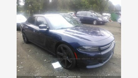 2015 Dodge Charger SE for sale 101222303