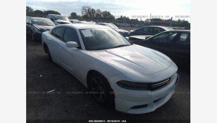 2015 Dodge Charger SE for sale 101224575