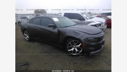 2015 Dodge Charger R/T for sale 101271102