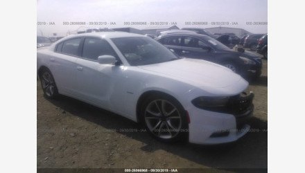 2015 Dodge Charger R/T for sale 101273356