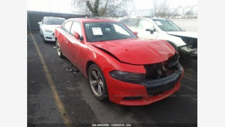 2015 Dodge Charger R/T for sale 101284285