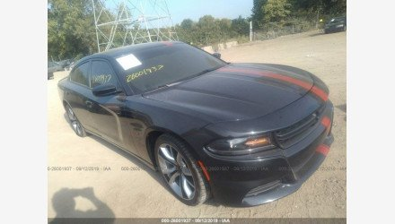 2015 Dodge Charger R/T for sale 101284297