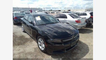 2015 Dodge Charger SE for sale 101289160