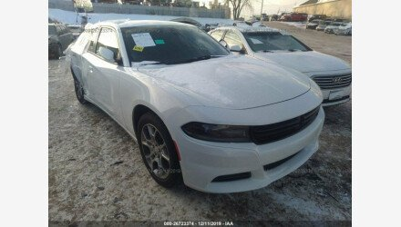 2015 Dodge Charger SXT AWD for sale 101292563