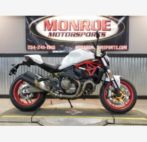 2015 Ducati Monster 821 for sale 200880100