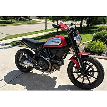 2015 Ducati Scrambler for sale 200796387