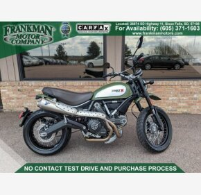 2015 Ducati Scrambler Urban Enduro for sale 200915369