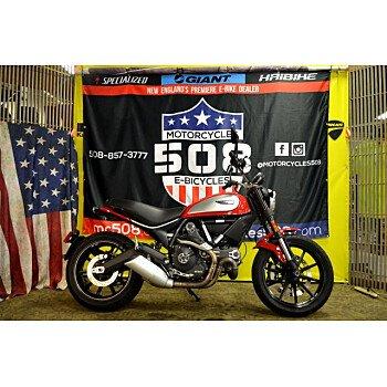 2015 Ducati Scrambler Icon for sale 200917898