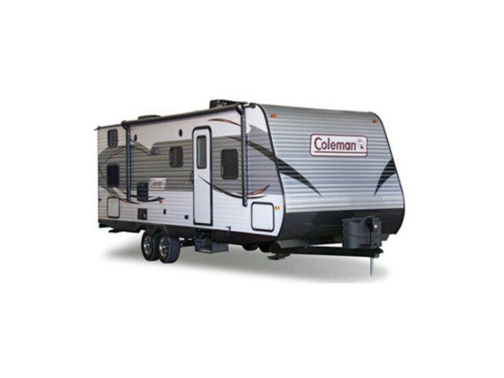 2015 Dutchmen Coleman 260RL specifications