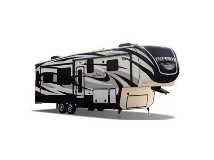 2015 Dutchmen Infinity 3810 specifications