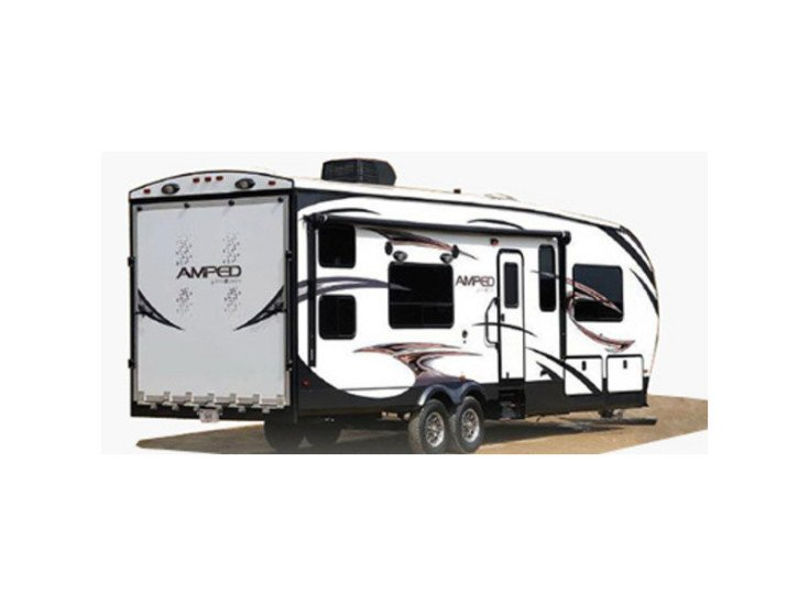 2015 EverGreen Amped 26FS specifications