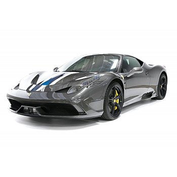 2015 Ferrari 458 Italia Speciale Coupe for sale 101035894