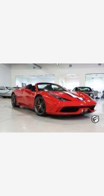 2015 Ferrari 458 Italia Speciale A Spider for sale 100784134