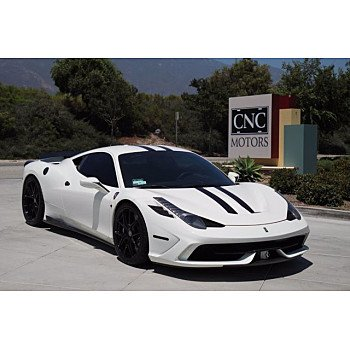 2015 Ferrari 458 Italia for sale 101344696
