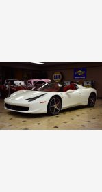 2015 Ferrari 458 Italia Spider for sale 101389002