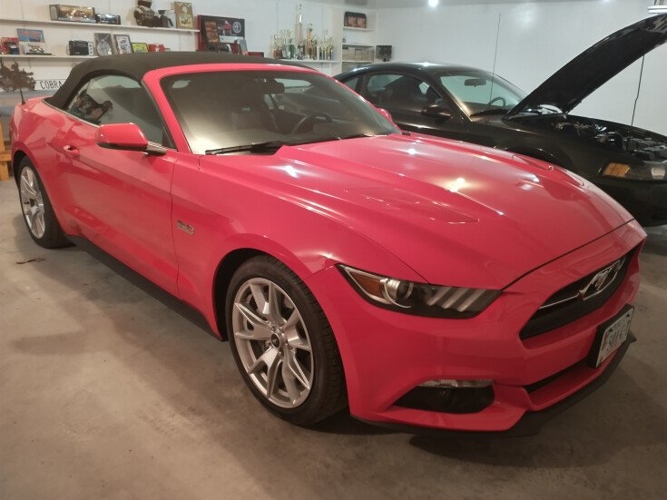 2015 Ford Mustang GT Convertible for sale 101514915