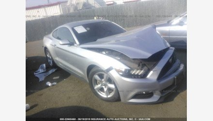 2015 Ford Mustang Coupe for sale 101015914