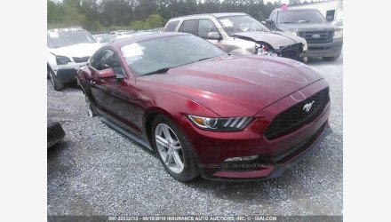 2015 Ford Mustang Coupe for sale 101015916