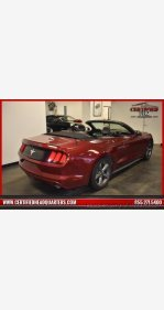 2015 Ford Mustang Convertible for sale 101100594