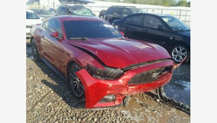 2015 Ford Mustang Coupe for sale 101112100