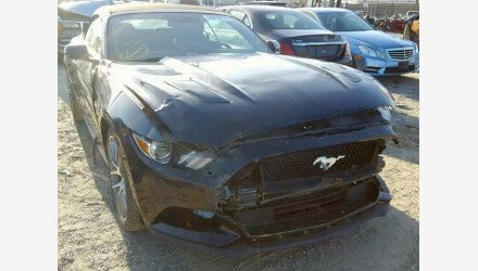 2015 Ford Mustang GT Convertible for sale 101124003