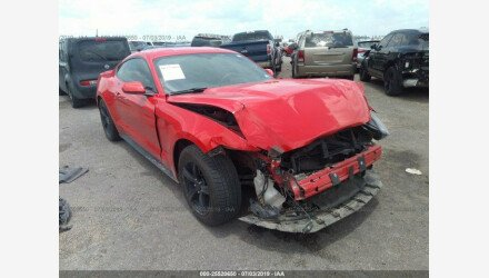 2015 Ford Mustang Coupe for sale 101191636